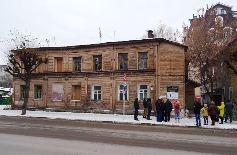 Рязанские чиновники исправили статью в Википедии, чтобы оправдать снос здания